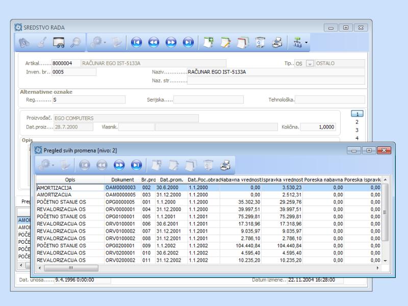 UPIS.Net- Odrzavanje 1