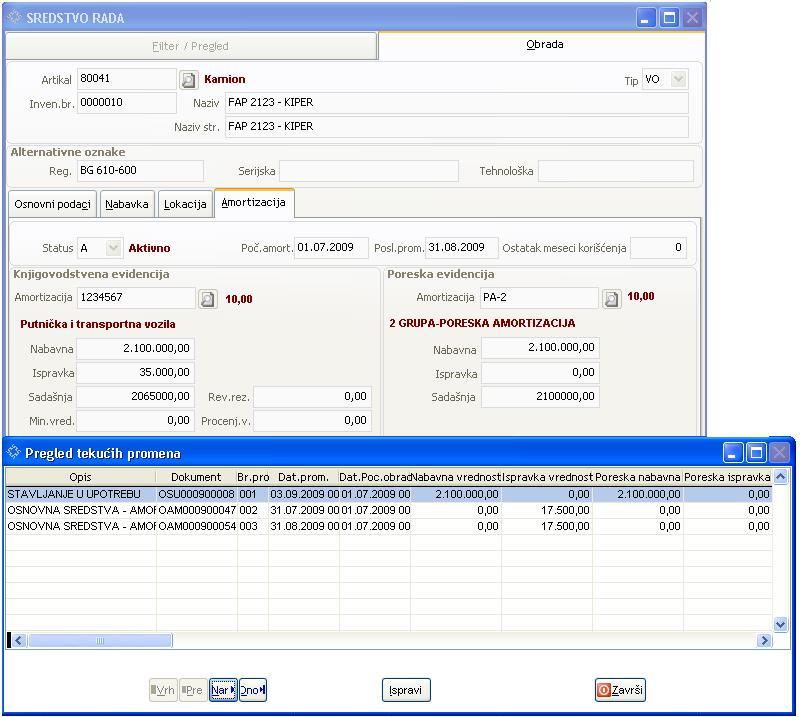 UPIS.Net- Inventar